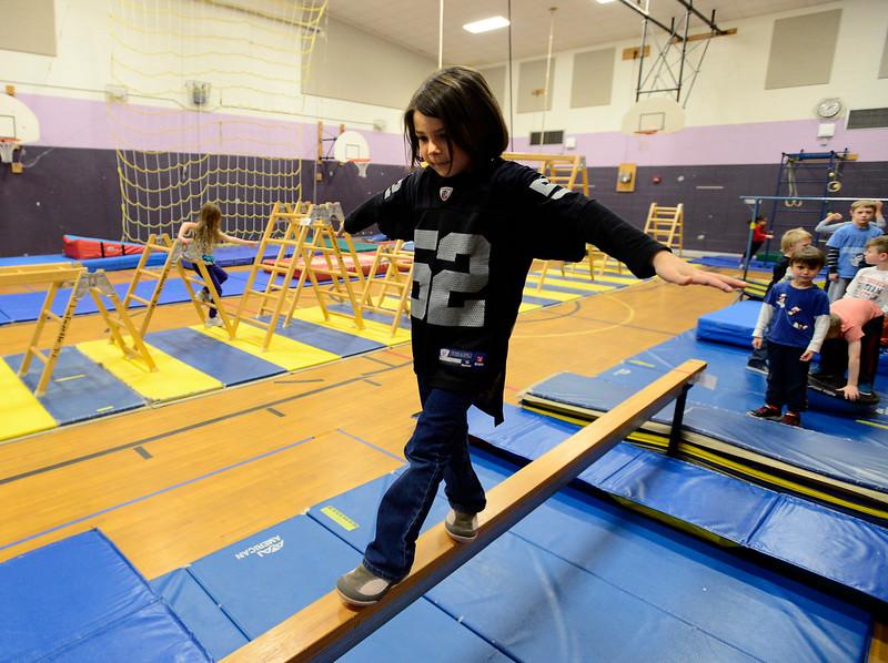 Ninjas at Ryan Elementary