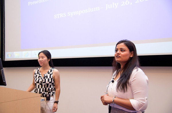 ninth annual Student Technology and Research Symposium (STRS)