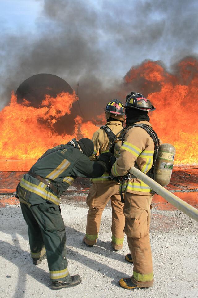 Nipsta Live fire 2011 Fall class O'Hare 402
