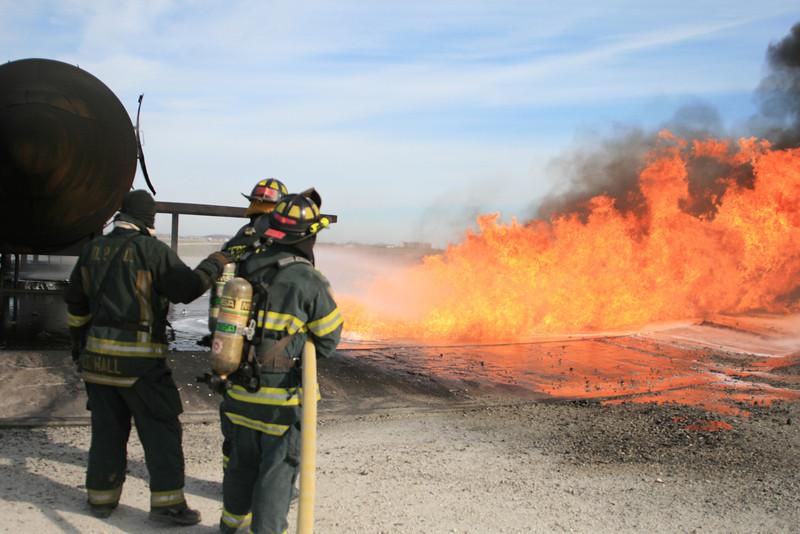 Nipsta Live fire 2011 Fall class O'Hare 360