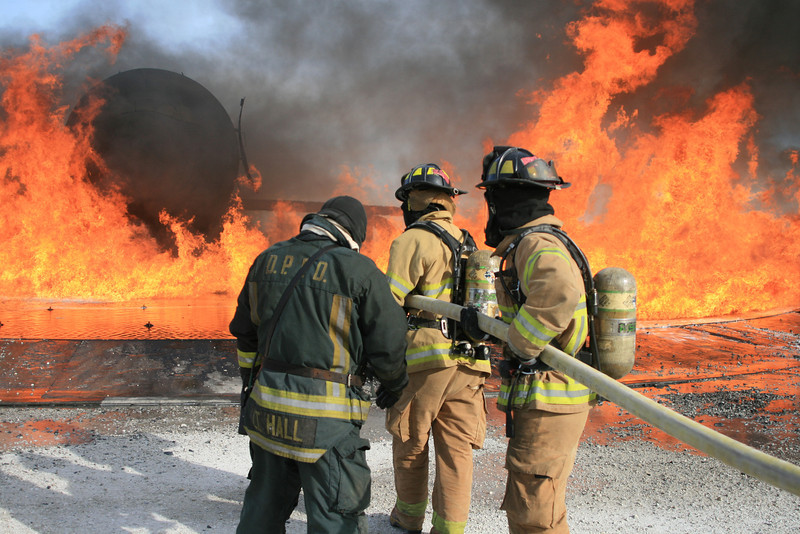 Nipsta Live fire 2011 Fall class O'Hare 404