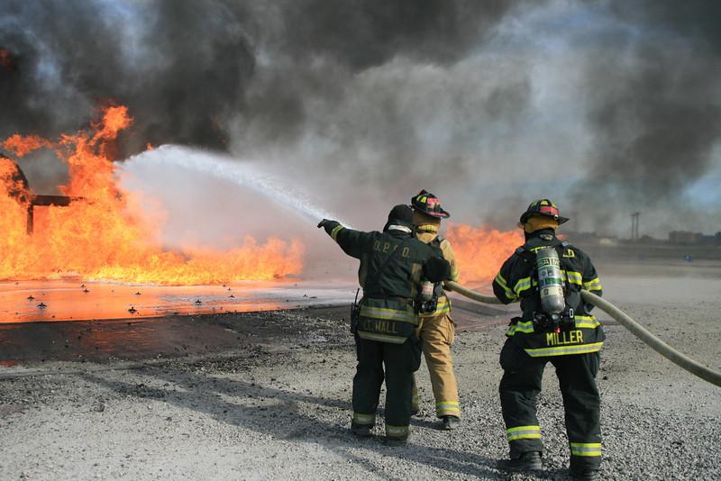 Nipsta Live fire 2011 Fall class O'Hare 342