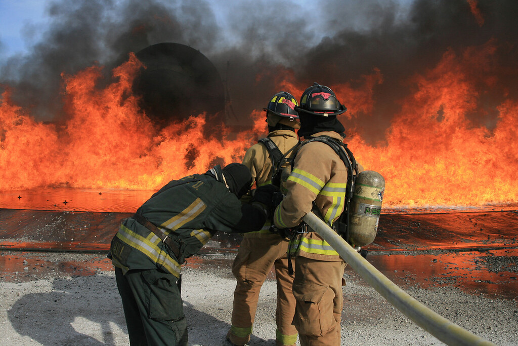 Nipsta Live fire 2011 Fall class O'Hare 400