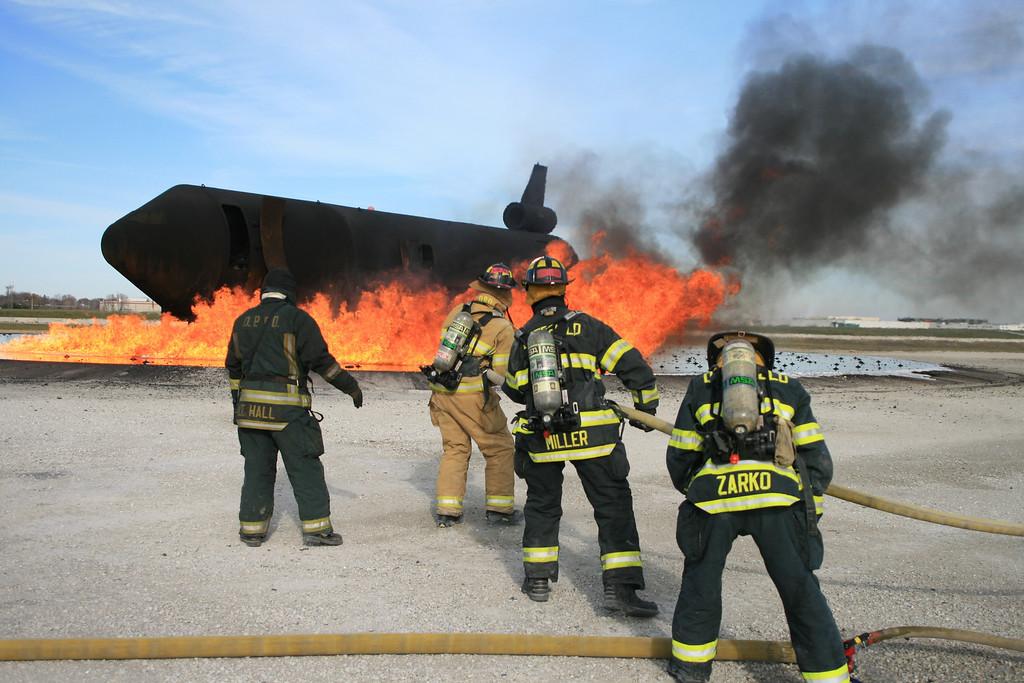 Nipsta Live fire 2011 Fall class O'Hare 333