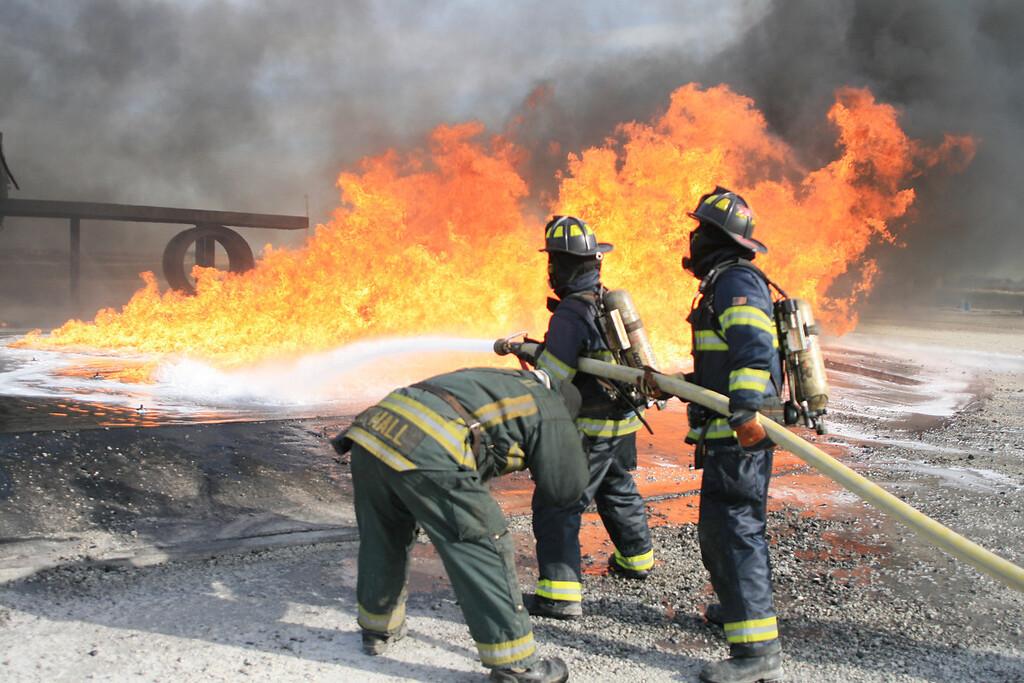 Nipsta Live fire 2011 Fall class O'Hare 389