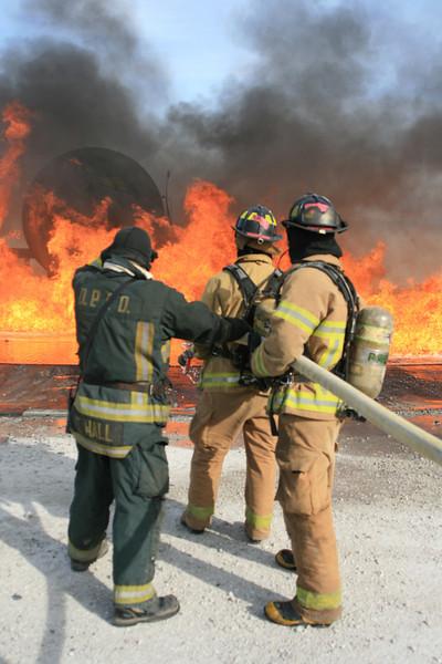 Nipsta Live fire 2011 Fall class O'Hare 403