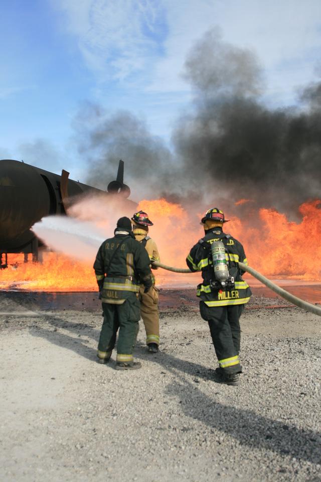 Nipsta Live fire 2011 Fall class O'Hare 340