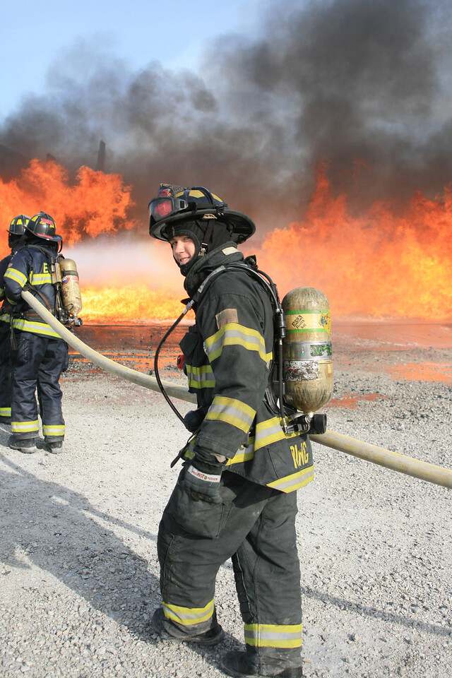 Nipsta Live fire 2011 Fall class O'Hare 371