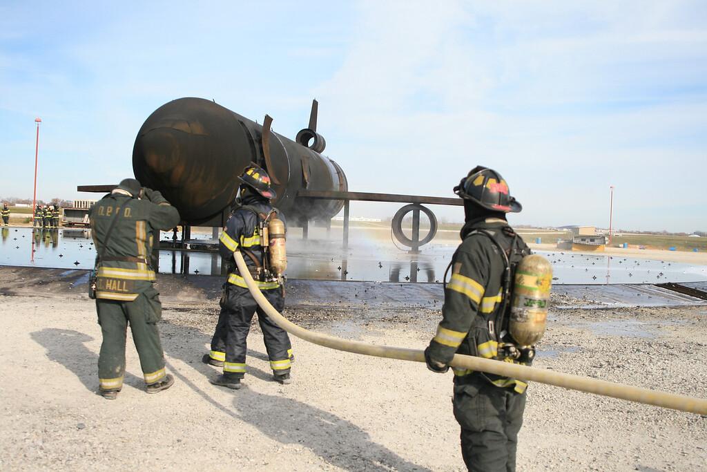 Nipsta Live fire 2011 Fall class O'Hare 365