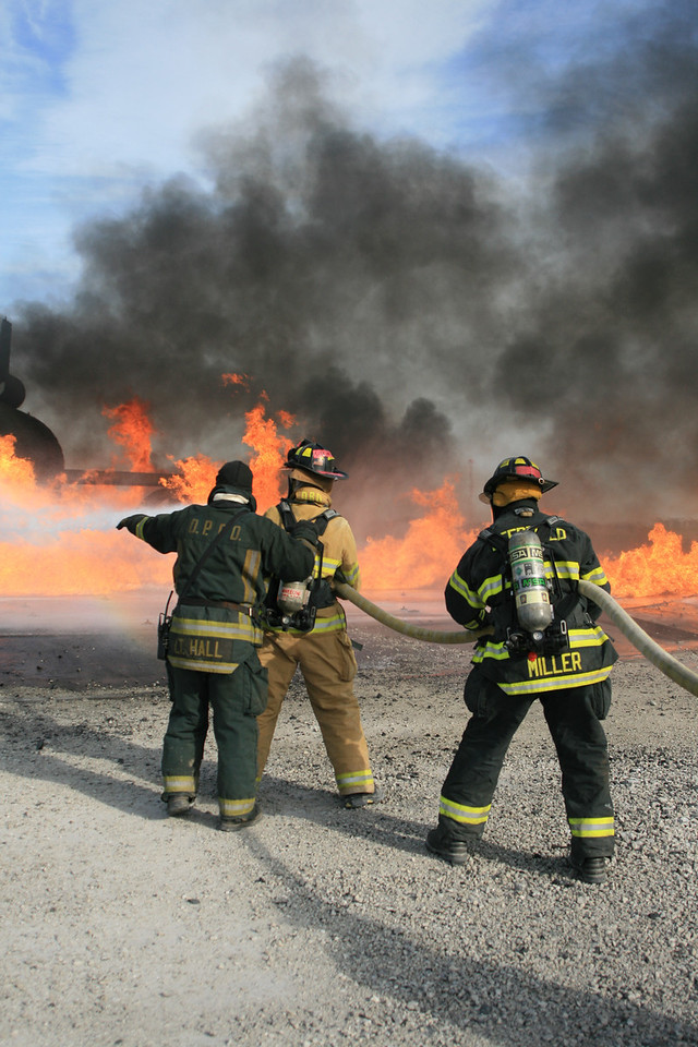Nipsta Live fire 2011 Fall class O'Hare 341