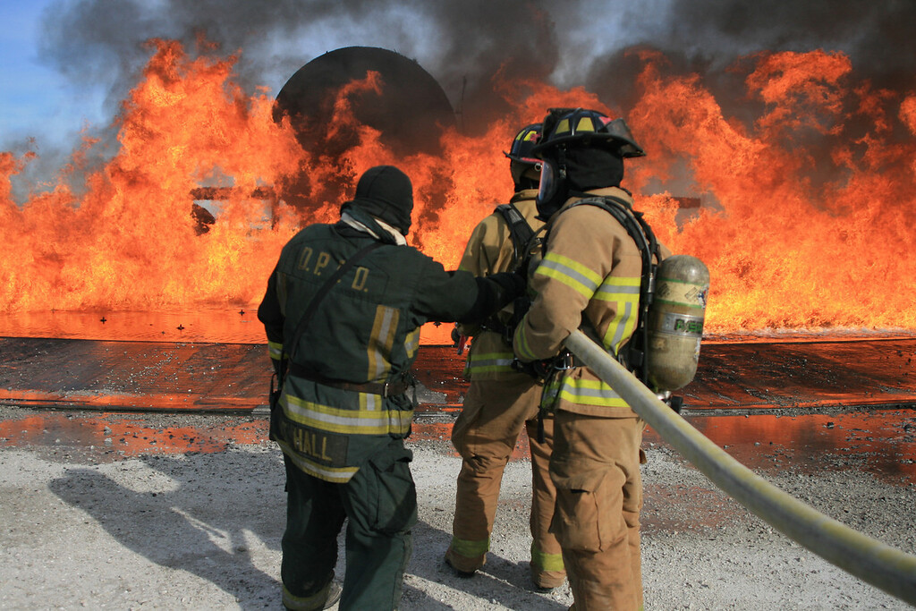 Nipsta Live fire 2011 Fall class O'Hare 399