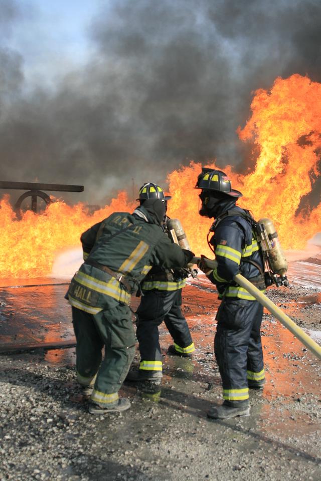 Nipsta Live fire 2011 Fall class O'Hare 387