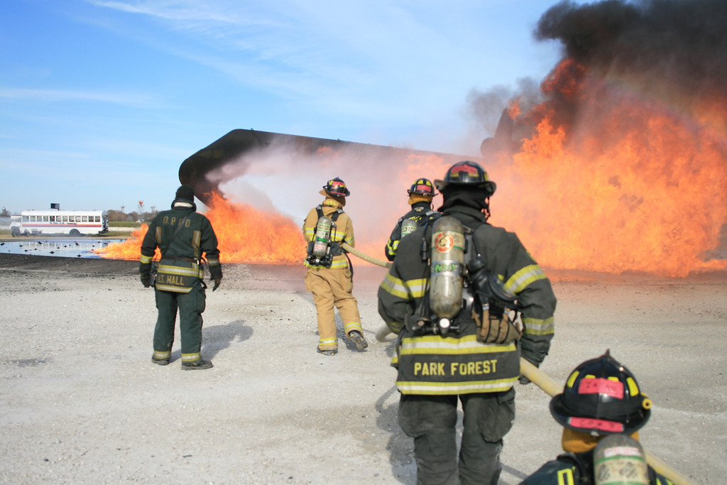 Nipsta Live fire 2011 Fall class O'Hare 335