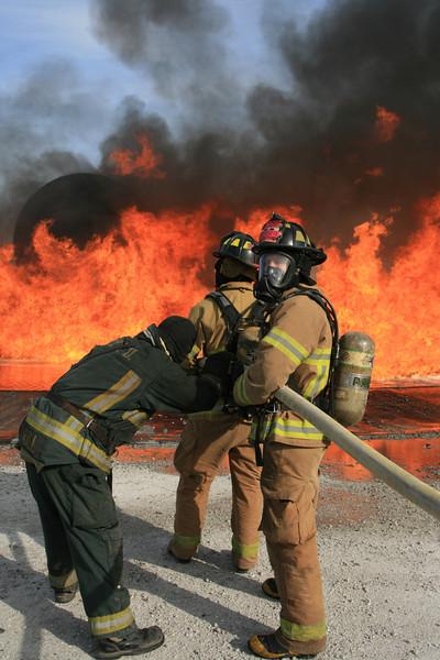 Nipsta Live fire 2011 Fall class O'Hare 401