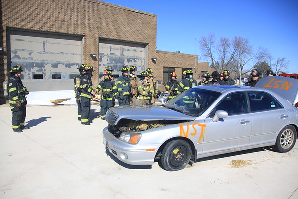 NIPSTA Firefighter 2 Class 1401 Car Fires