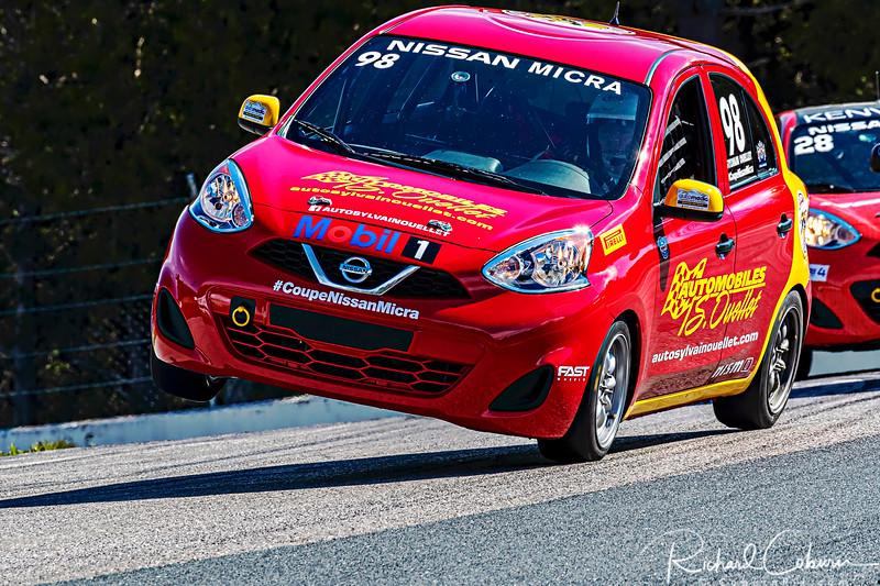 #98 Nissan Micra Sylvain Oullet