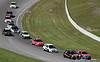 #40 Nissan Micra race start