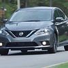 2017 Nissan Sentra SR Turbo Driving Footage