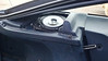 Aftermarket speaker installed in vehicle