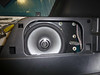"Aftermarket speaker and speaker adapter  from  <a href=""http://www.car-speaker-adapters.com/items.php?id=SAK044""> Car-Speaker-Adapters.com</a>   installed on factory Bose speaker enclosure"