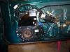 Factory speaker and enclosure in door