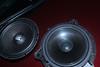 Aftermarket speaker compared to factory speaker