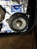"""Aftermarket speaker,    <a href=""""http://www.car-speaker-adapters.com/items.php?id=SAK050""""> Speaker Adapters</a>   ,and    <a href=""""http://www.car-speaker-adapters.com/sounddeadener.php""""> Fatmat sound deadener</a>    from Car-Speaker-Adapters.com installed on door"""