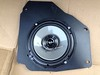 "Aftermarket speaker mounted to speaker adapter   from  <a href=""http://www.car-speaker-adapters.com/items.php?id=SAK038""> Car-Speaker-Adapters.com</a>"