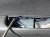 Removing door panel screws
