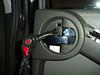 Removing door panel fastener