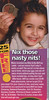 BEST MAGAZINE 23RD OCTOBER 2007<br /> NITTY GRITTY NITFREE COMB GIVEAWAY