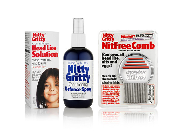 NITTY GRITTY COMPLETE KIT TRADE PACK (with reflection)