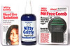 Nitty Gritty Complete Range<br /> Nitty Gritty Aromatherapy Solution 150 ml<br /> Nitty Gritty Repellent Spray 250 ml<br /> NitFree Comb. Pack of 6 in plastic display tray<br /> (Retailers and Export)