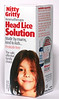 Nitty Gritty Head Lice Solution 250ml<br /> Boxed, includes superior quality plastic nit comb<br /> For retailers and export