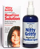 Nitty Gritty Aromatherapy Solution (in box) 150 ml<br /> Nitty Gritty Repellent Spray 250 ml