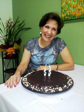 Niver Elaine 55 anos