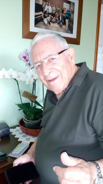 Niver do Vô 81 anos