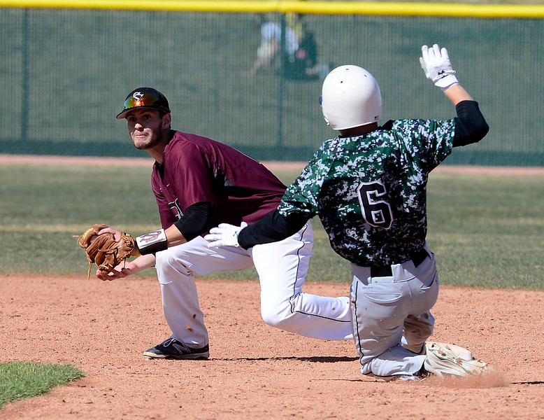Niwot at Silver Creek Baseball