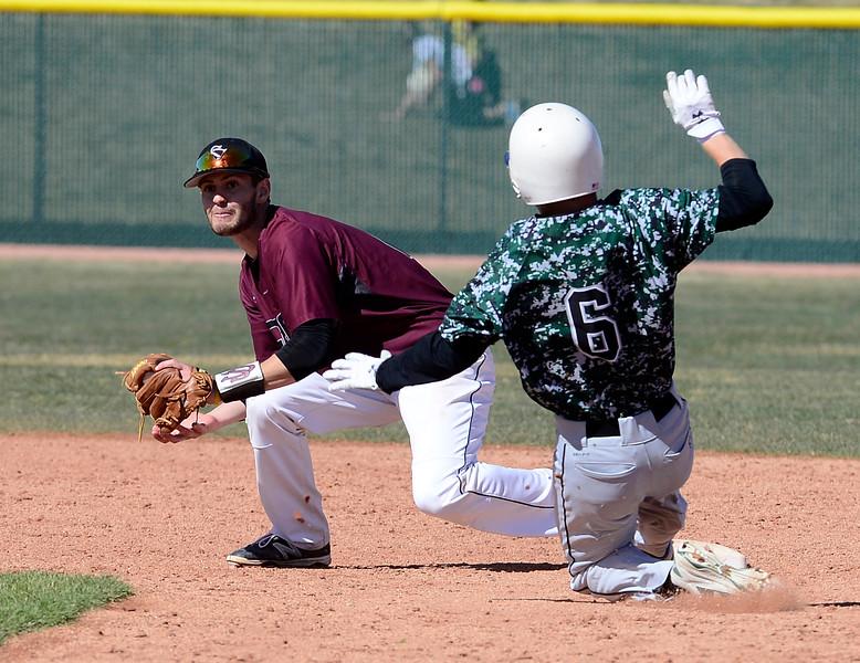 Niwot at Silver Creek Baseball