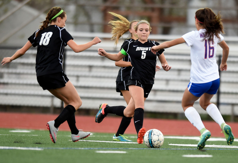 Niwot vs Centaurus Girls Soccer