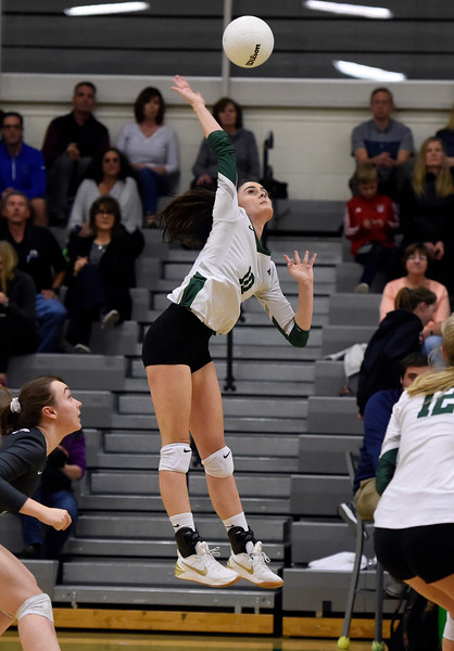Niwot vs Eagle Valley Volleyball