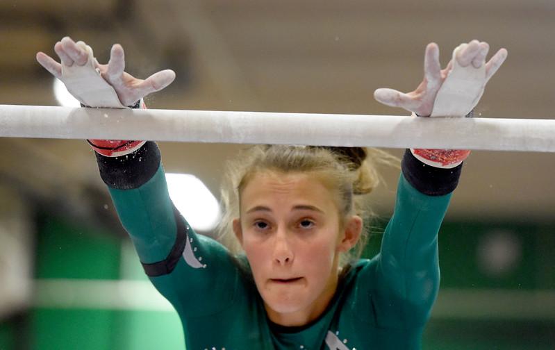 Niwot vs Ft. Collins Gymnastics