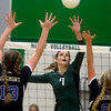 Niwot vs Longmont Volleyball