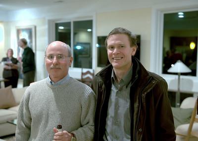 Art Hittner Party January 2010