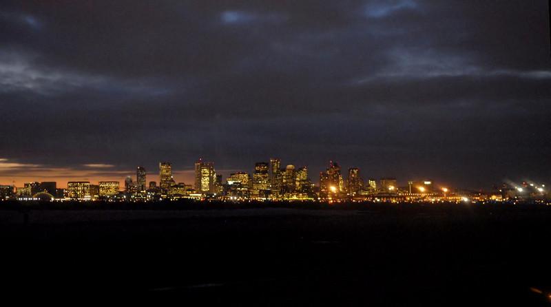 2873 Boston Skyline