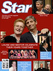 Nestor and Louise on the cover of Star magazine