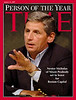 Nestor is Time's Man of the Year