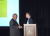 D2g_4068sm.jpg Boston partner Jeff Lesk welcomes Mayor Menino to the conference