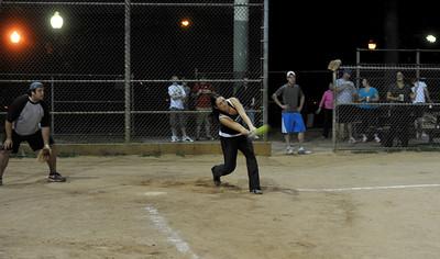More NP Softball