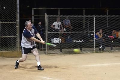 Softball vs Boston Capital 8-1-13